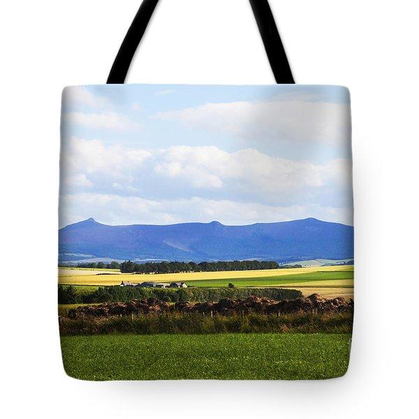 Bennachie Tote Bag