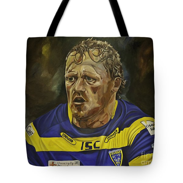 Benny Westwood Tote Bag