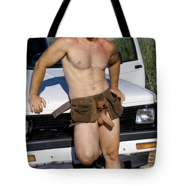 Benoit L. 6 Tote Bag