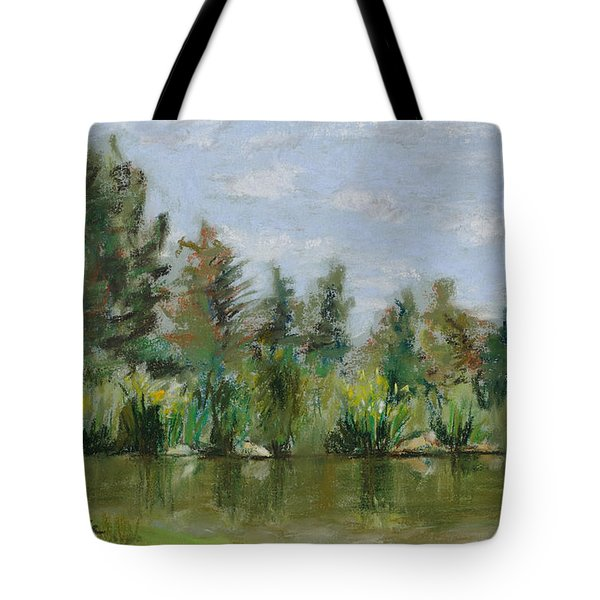 Benson Sculpture Park Tote Bag by Mary Benke