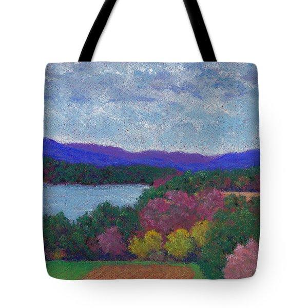 Berkshires In Late October Tote Bag