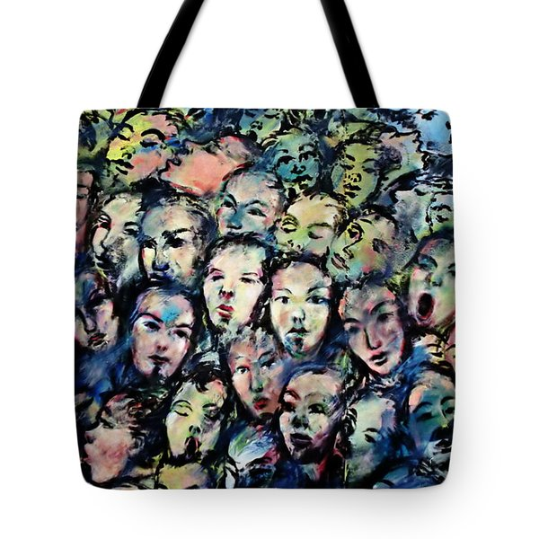 Berlin Wall Graffiti  Tote Bag