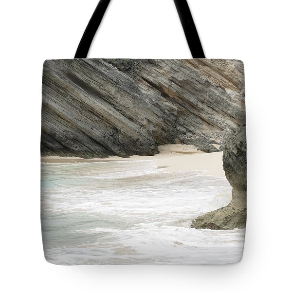 Bermuda Beach Tote Bag