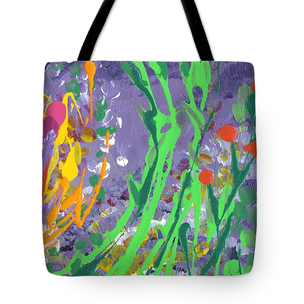 Berries And Brambles Tote Bag