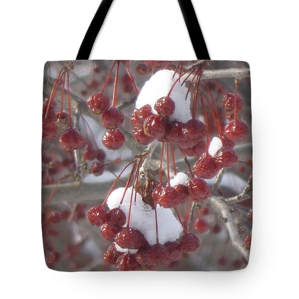 Berry Basket Tote Bag