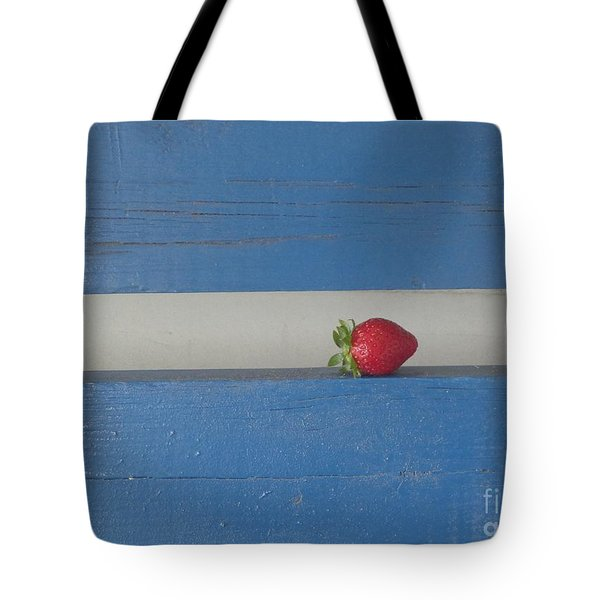 Berry Blues Tote Bag