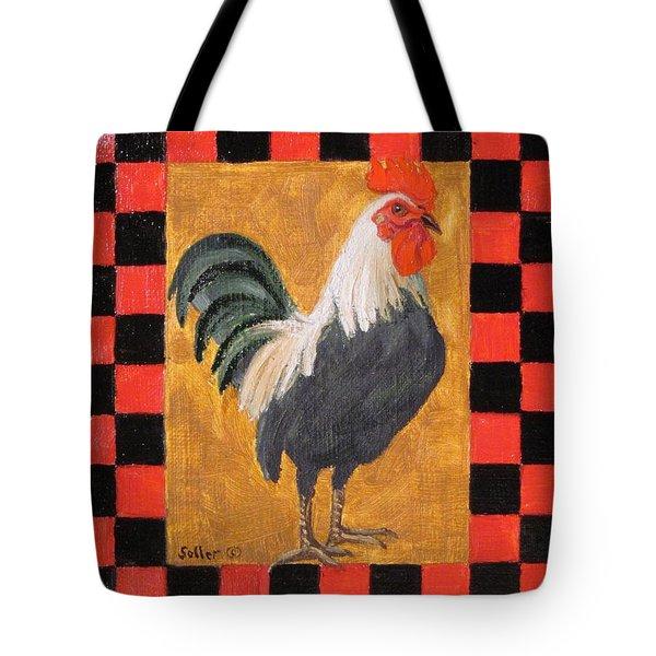 Beryl's Rooster Tote Bag