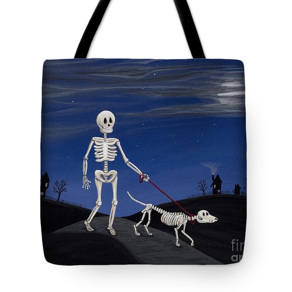 Best Friends Forever Tote Bag by Kerri Ertman