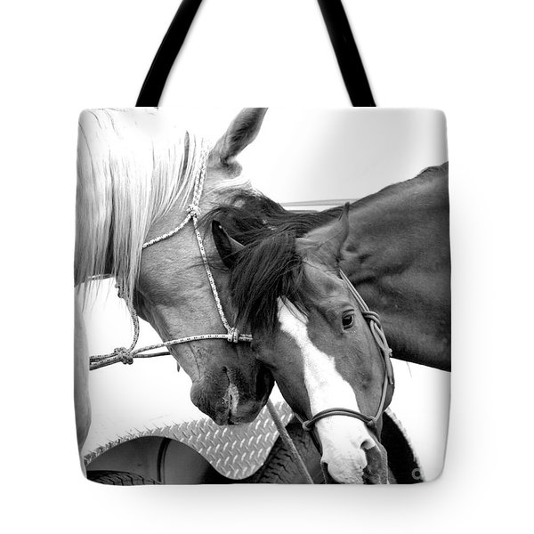 Best Friends Tote Bag by Steven Reed