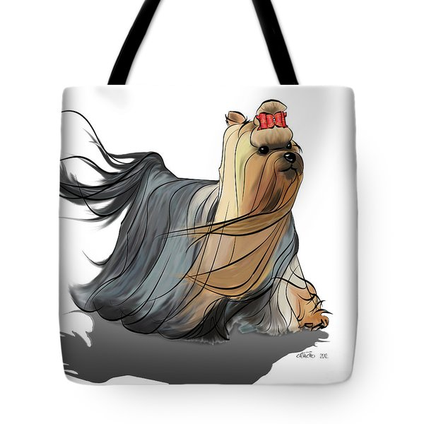 Best In Show Tote Bag by Catia Cho