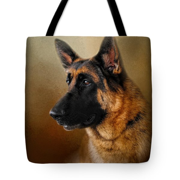 Best In Show - German Shepherd Tote Bag