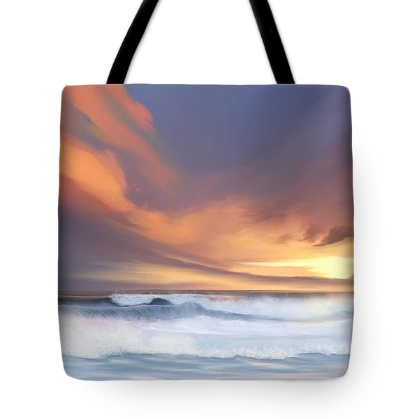 Best Of Days Tote Bag by Anthony Fishburne