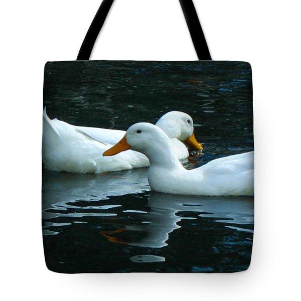 Best Of Friends Tote Bag