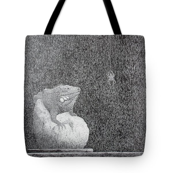 Bestilled Life Tote Bag by A  Robert Malcom