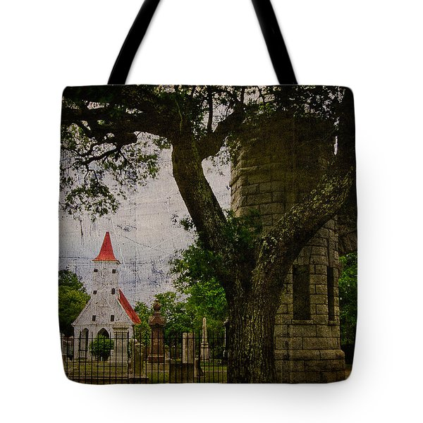 Bethany Cemetery Entryway Tote Bag