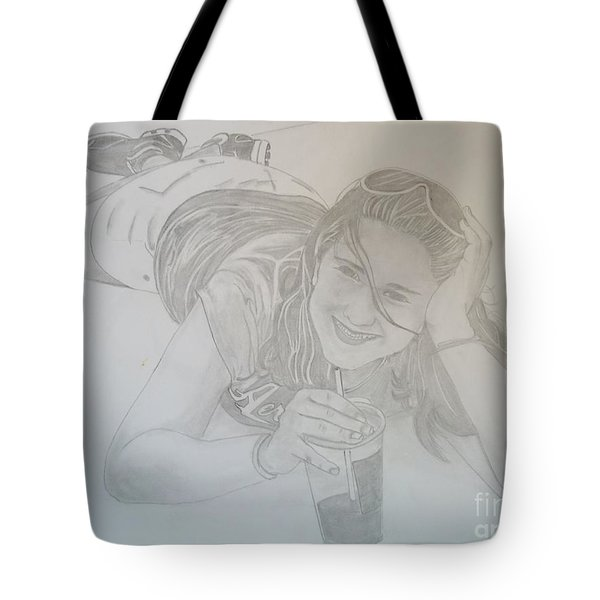 Bethany Tote Bag by Justin Moore
