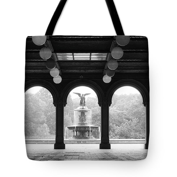 Bethesda Terrace  1990s Tote Bag