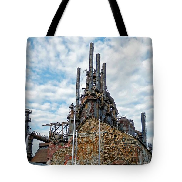 Bethlehem Steel # 2 Tote Bag