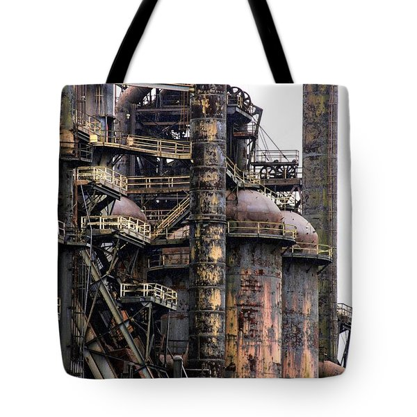 Bethlehem Steel Series Tote Bag