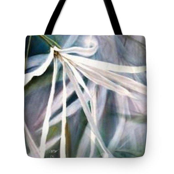 Beth's Flower Tote Bag