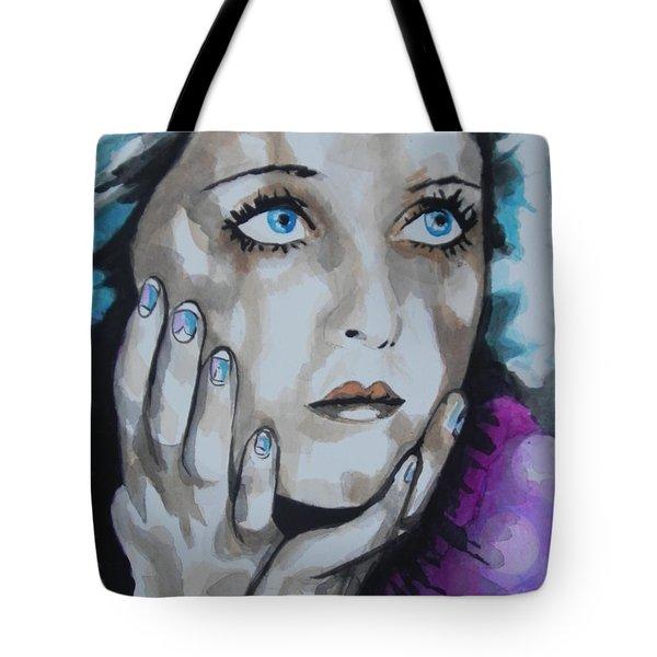 Bette Davis  01 Tote Bag
