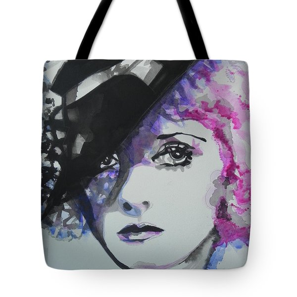 Bette Davis 02 Tote Bag