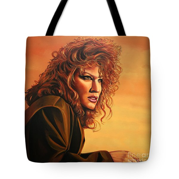 Bette Midler Tote Bag