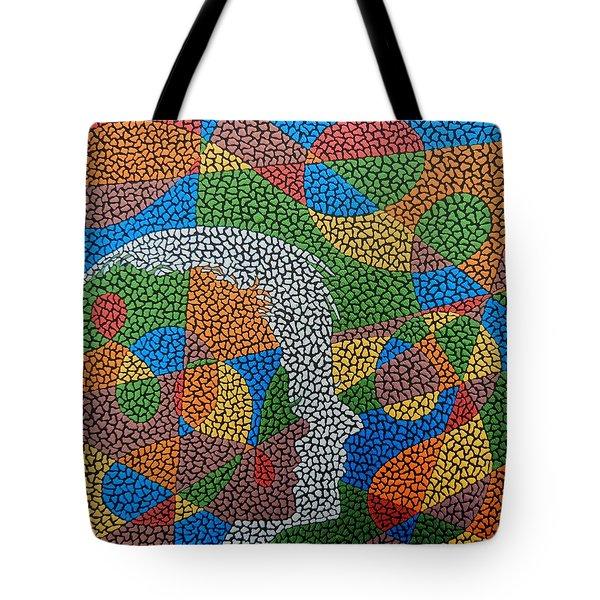 Better Half Tote Bag by Kruti Shah