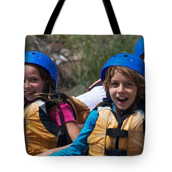 Better Than The Schlitterbahn Tote Bag by Britt Runyon