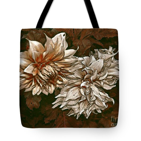 Tote Bag featuring the photograph Betty's Beauty 1 by Don Wright