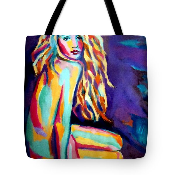 Between Heaven And Earth Tote Bag