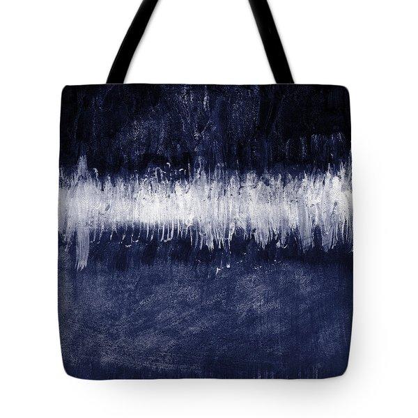 Between Sky And Sea Tote Bag