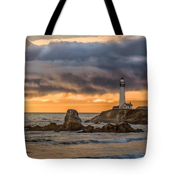 Between Storms Tote Bag