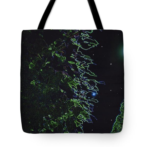 Between The Hedges  Tote Bag by First Star Art