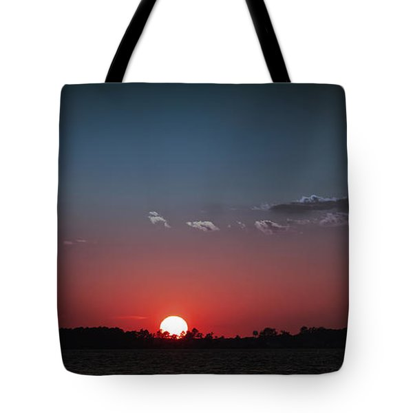 Between The Light And The Dark Tote Bag