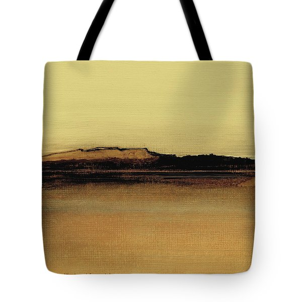 Between The Woods And Frozen Lake   Number Five Tote Bag