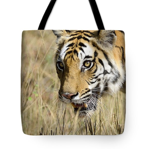 Beware Tote Bag by Fotosas Photography