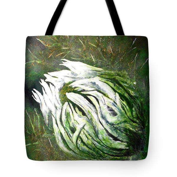 Beware Of The Thorns Tote Bag