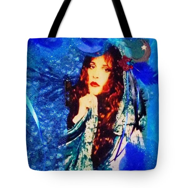 Bewitched In Blue Tote Bag