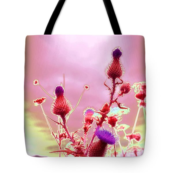 Bewitching Triad Tote Bag