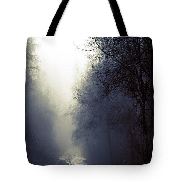 Beyond Tote Bag by Lisa Knechtel