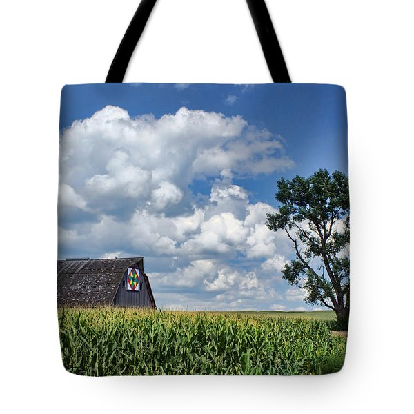 Beyond The Corn Tote Bag