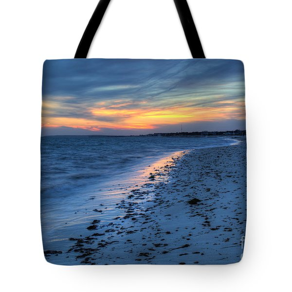 Beyond The Gilded Sunset Tote Bag