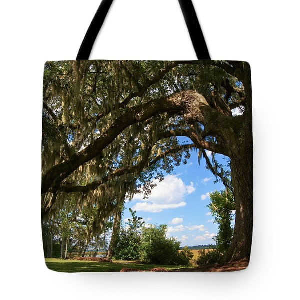 Beyond The Oak                      Tote Bag