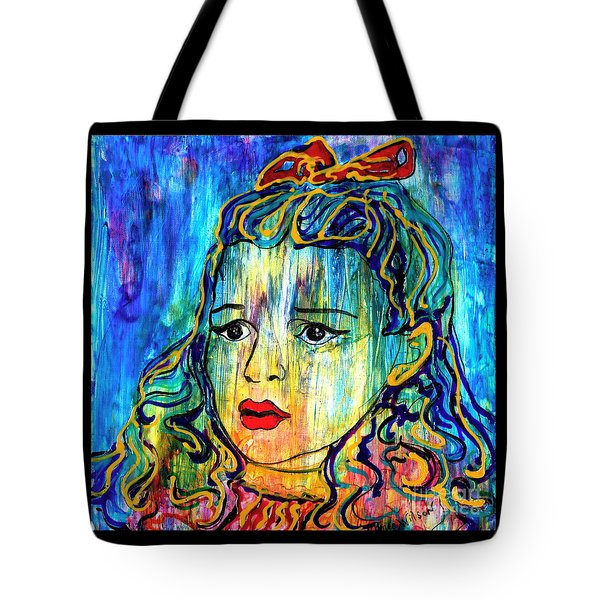 Beyond The Rain Tote Bag