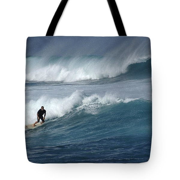 Beyond The Reef Tote Bag by Bob Christopher