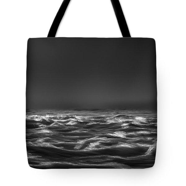 Beyond The Sea Tote Bag by Bob Orsillo