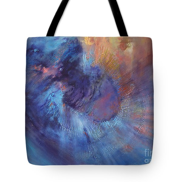 Beyond Tote Bag by Valerie Travers