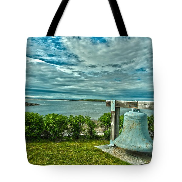 Biddeford Pool Bell Tote Bag