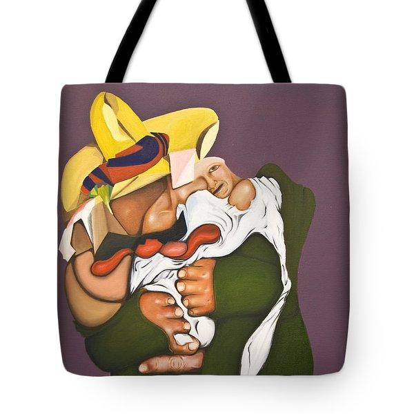 Biding Time Tote Bag